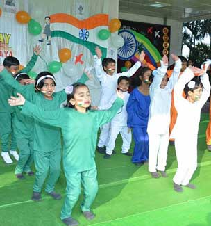 Kids Academy in Bhilai Chhattisgarh
